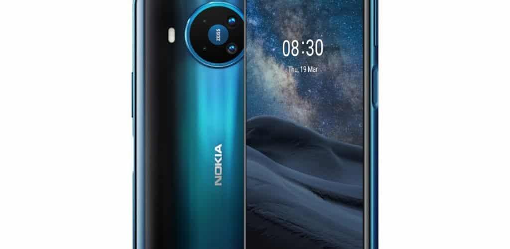 Nokia 8.3 5G phone