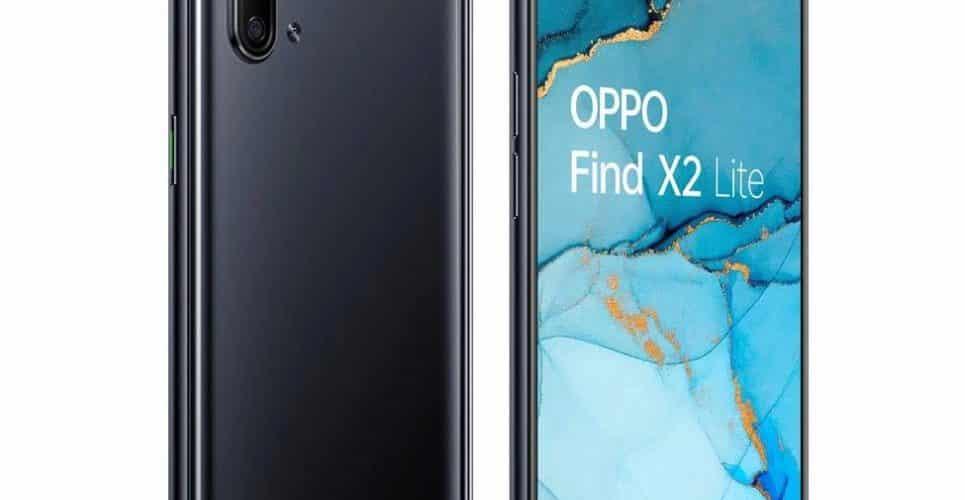OPPO Find X2 Lite 2
