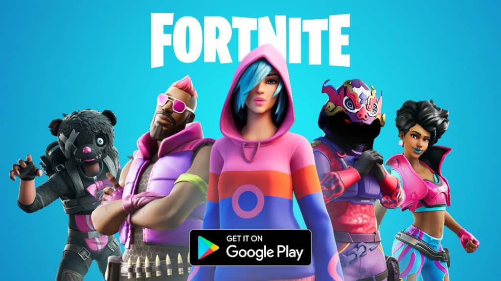 fortnite on google playstore