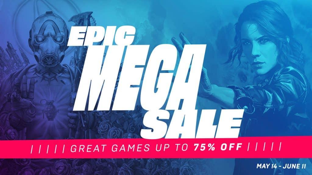 Epic Mega sale store