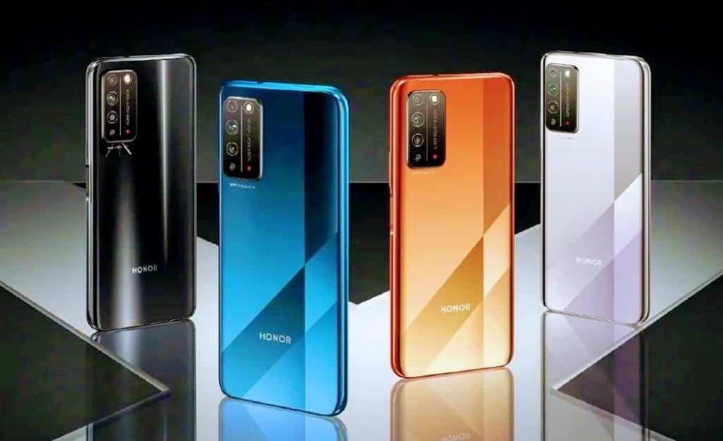 HONOR X10 phone