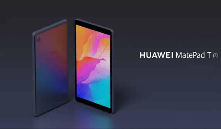 HUAWEI MatePad T8 tablet