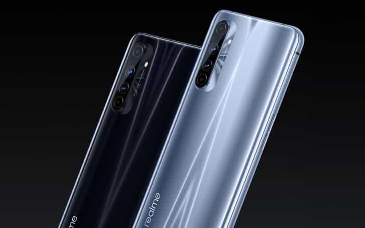 Realme X50 Pro Play phone