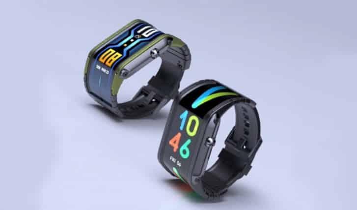Nubia Smartwatch