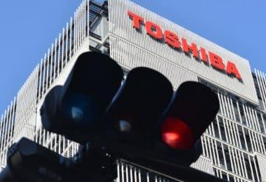 Toshiba Corp In Kawasaki