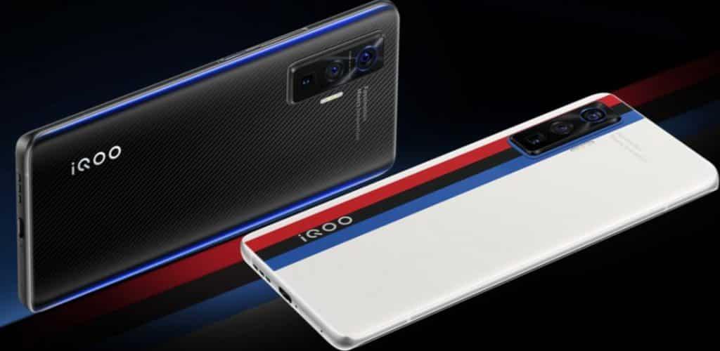 iQOO 5 Pro versions