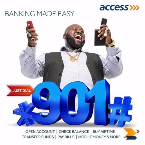 Access bank transfer code to other banks in NG