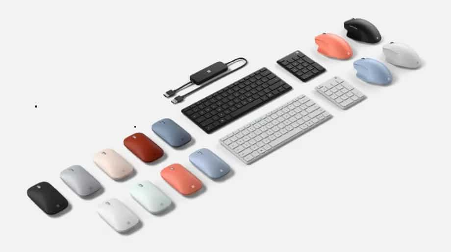 Microsoft Surface new accessories
