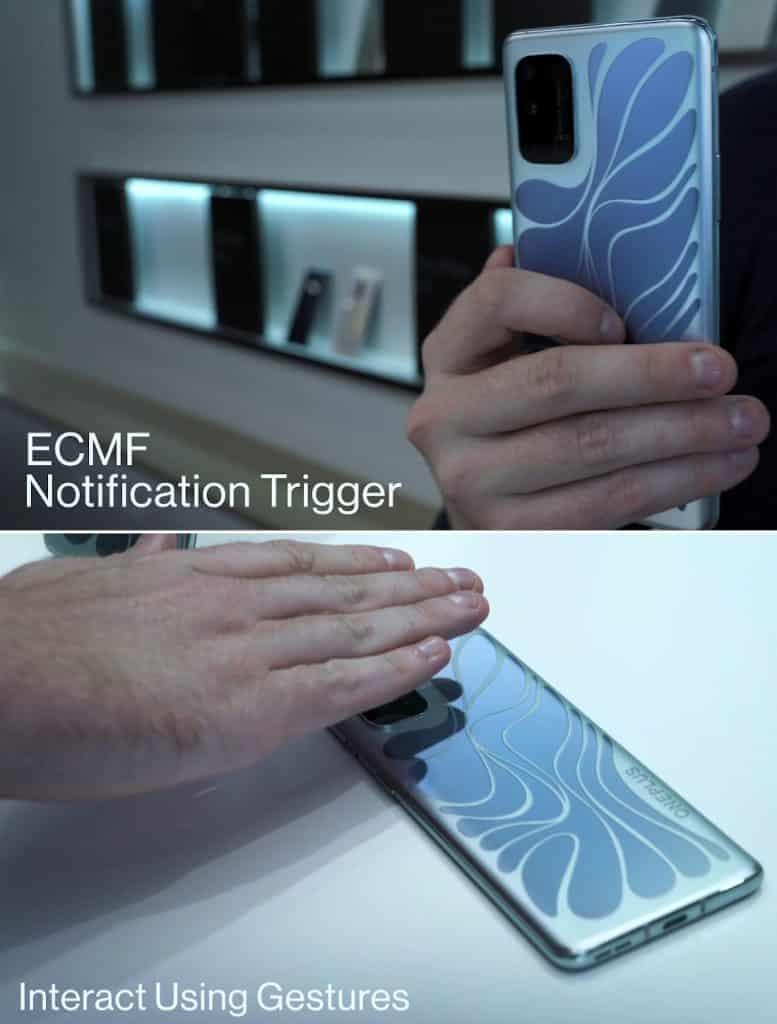 OnePlus 8T Concept ECMF