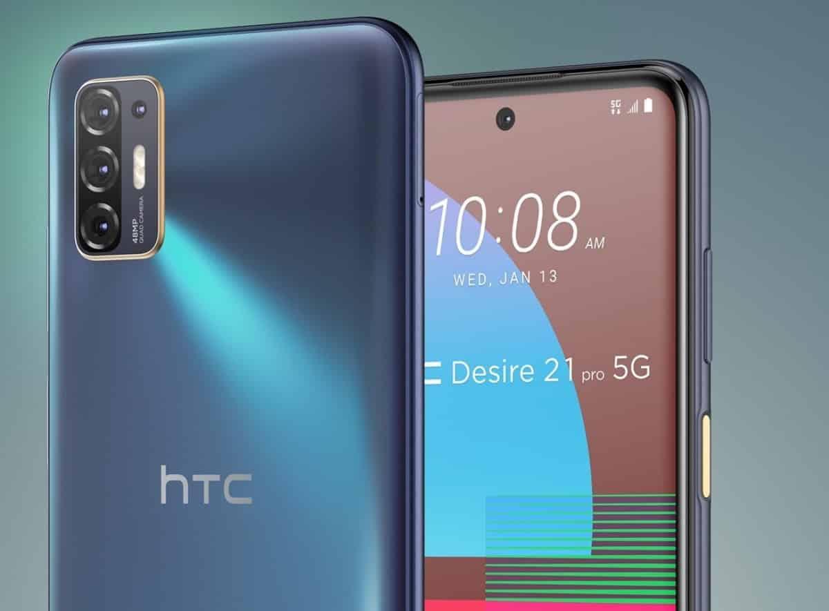 Desire 21 Pro 5G