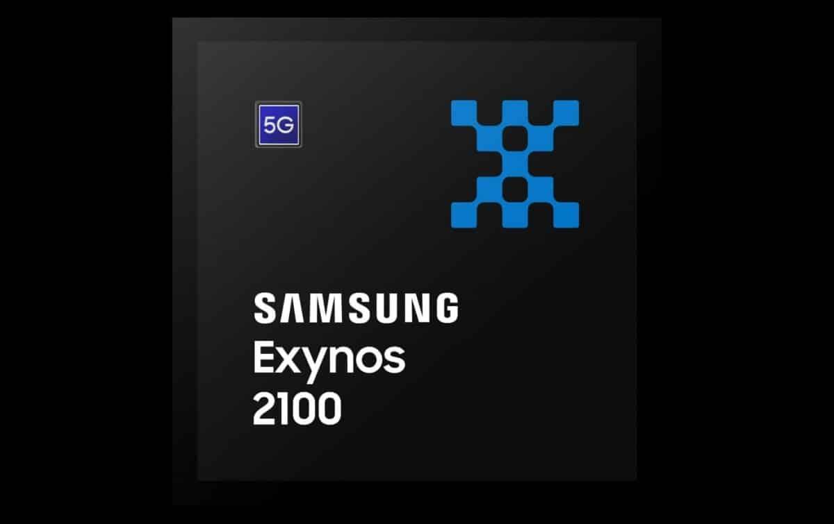 Samsung Exynos 2100 5nm EUV SoC