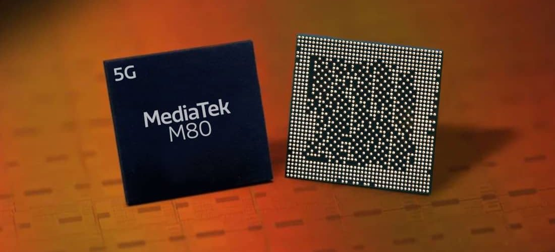 MediaTek M80 5G modem