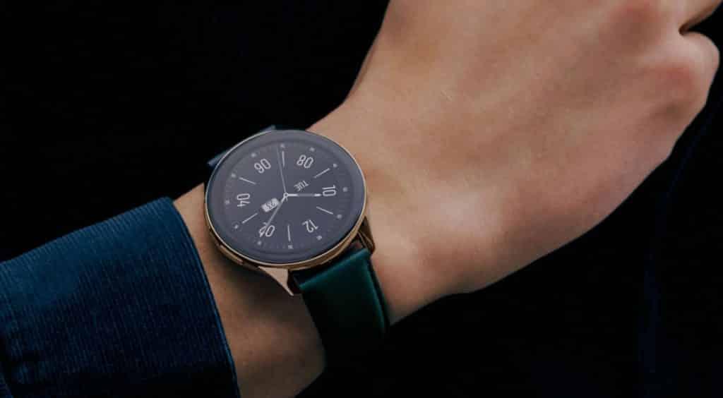 OnePlus Watch Cobalt