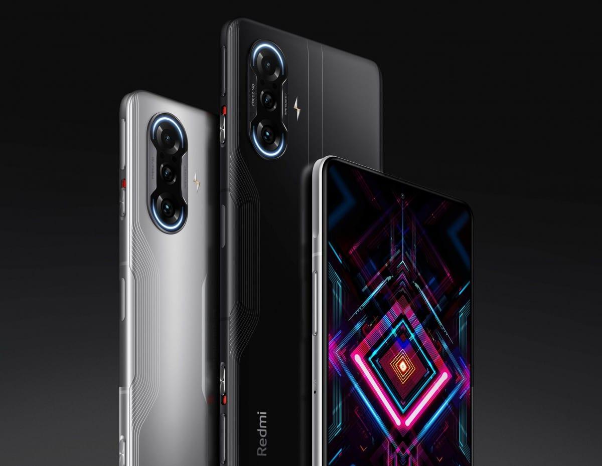 Redmi K40 Gaming Edition Smartphone