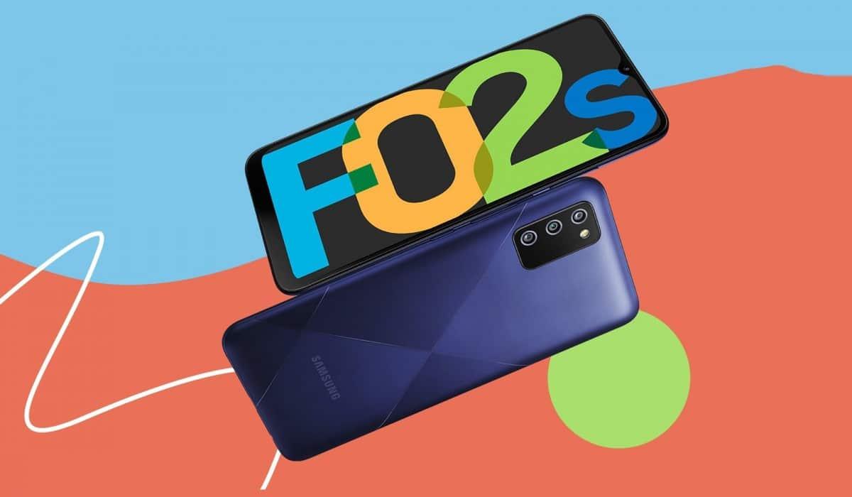 Samsung Galaxy FO2s
