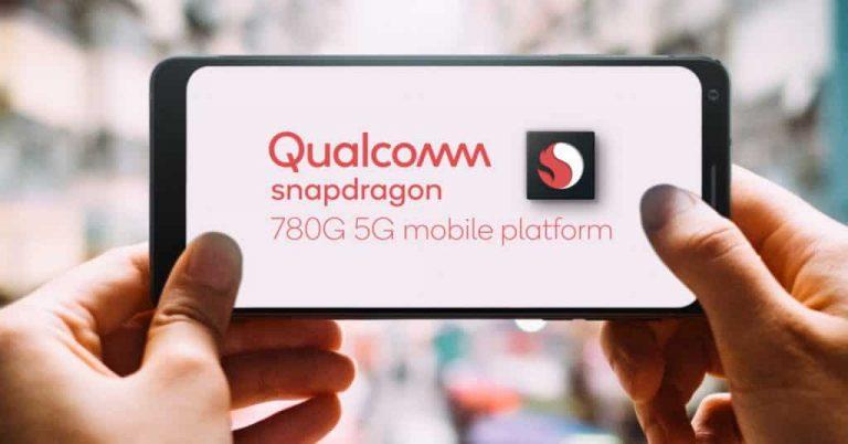 Snapdragon 780G 5G chipset
