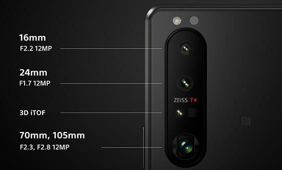 Sony Xperia 1 III camera