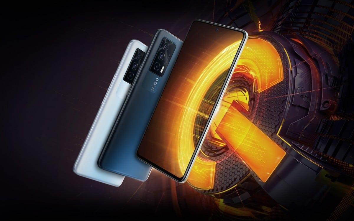 iQOO 7 5G Smartphone