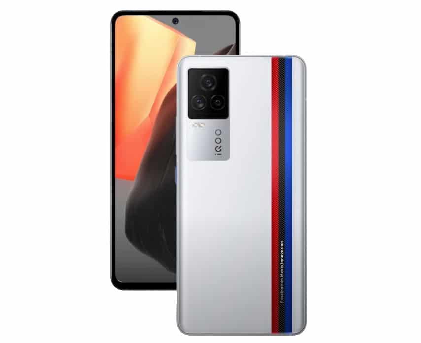 iQOO 7 Legend Smartphone