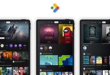 Google's Entertainment Space