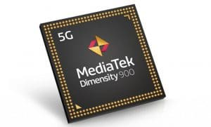 MediaTek Dimensity 900 6nm SoC