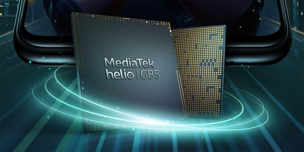 MediaTek Helio G85 chipset